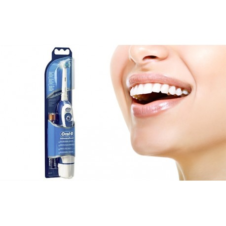 Cepillo Oral B Advance 400 + Recambios compatibles DUAL HEAD