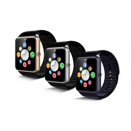 Smartwatch MMTEK con SIM compatible con Android y iPhone